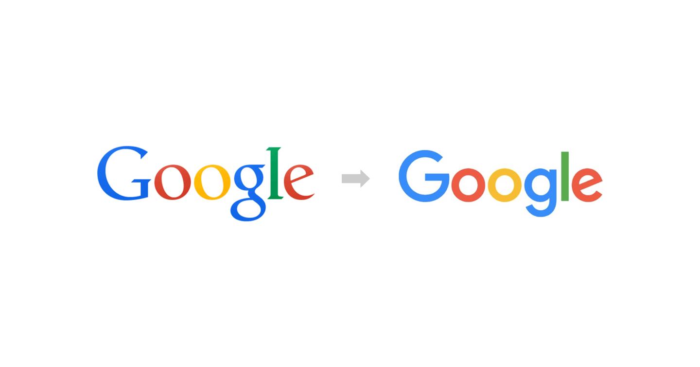 Googleロゴの変遷